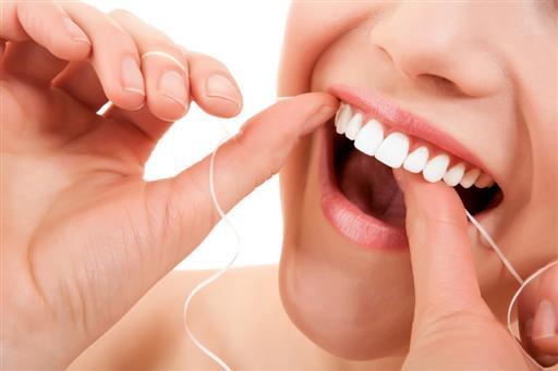how to floss metroplex dental centre